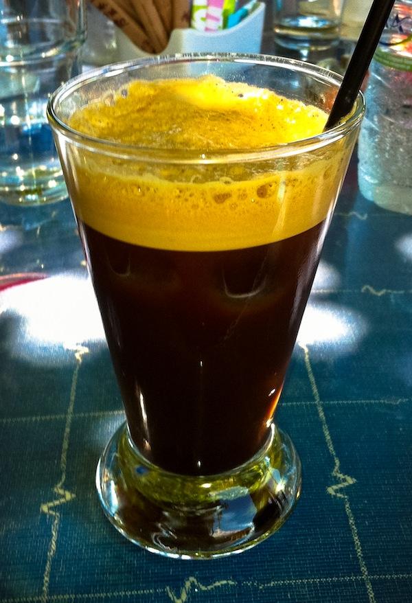 Greek Iced Coffee